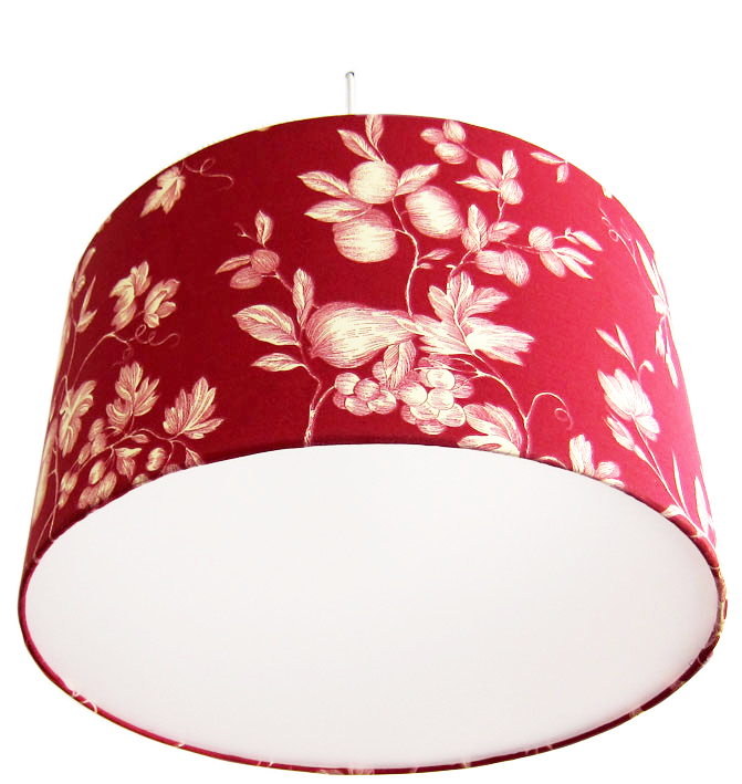 how to make a coolie lampshade