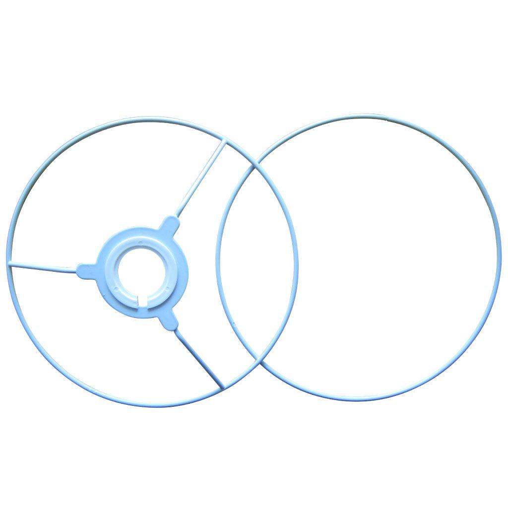 35cm circular lampshade ringset greentooth Gallery