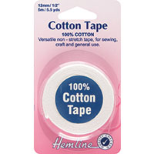 Cotton Binding Tape 12mm
