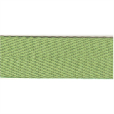 Herringbone Tape - 20mm - Lime Green - 50mtrs
