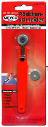 Rotary Cutter 18mm - (Item No: 65121)