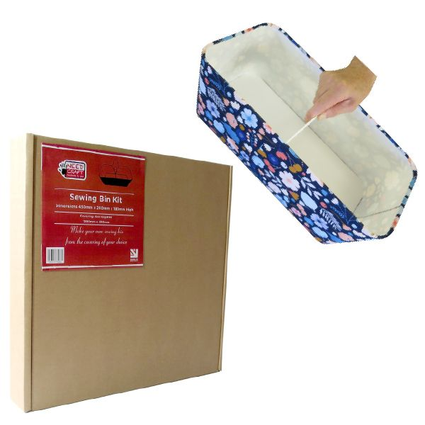 Sewing Bin Making Kit - 450mm x 200mm