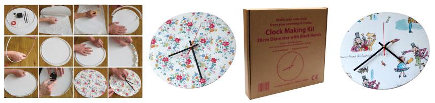 Clock Making Kits