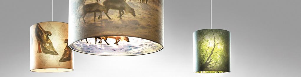 Lampshade manufacturing services we can print your designs directly to pvc and many other digital printable materials our focus is achieving new creative aloadofball Gallery