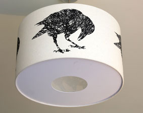 45cm circular lampshade ringset translucent polypropylene white foamex with die cut mozeypictures Image collections