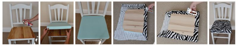 make your own chairs its easy with our chair making kits
